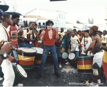 Black Com Michael Jackson